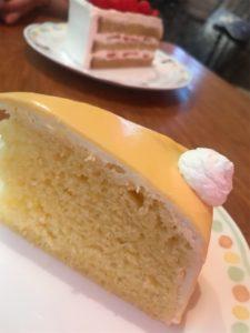 三鷹の森ジブリ美術館 ケーキ